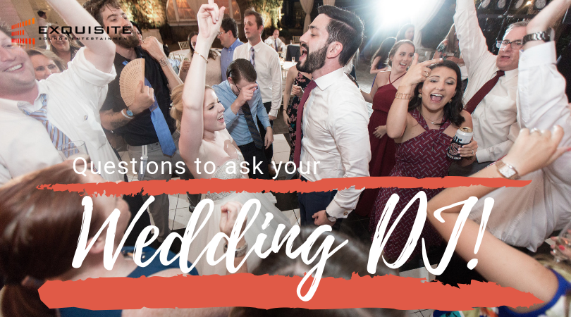 Questions To Ask Wedding Dj.The Most Important Questions To Ask Your Wedding Dj In 2019