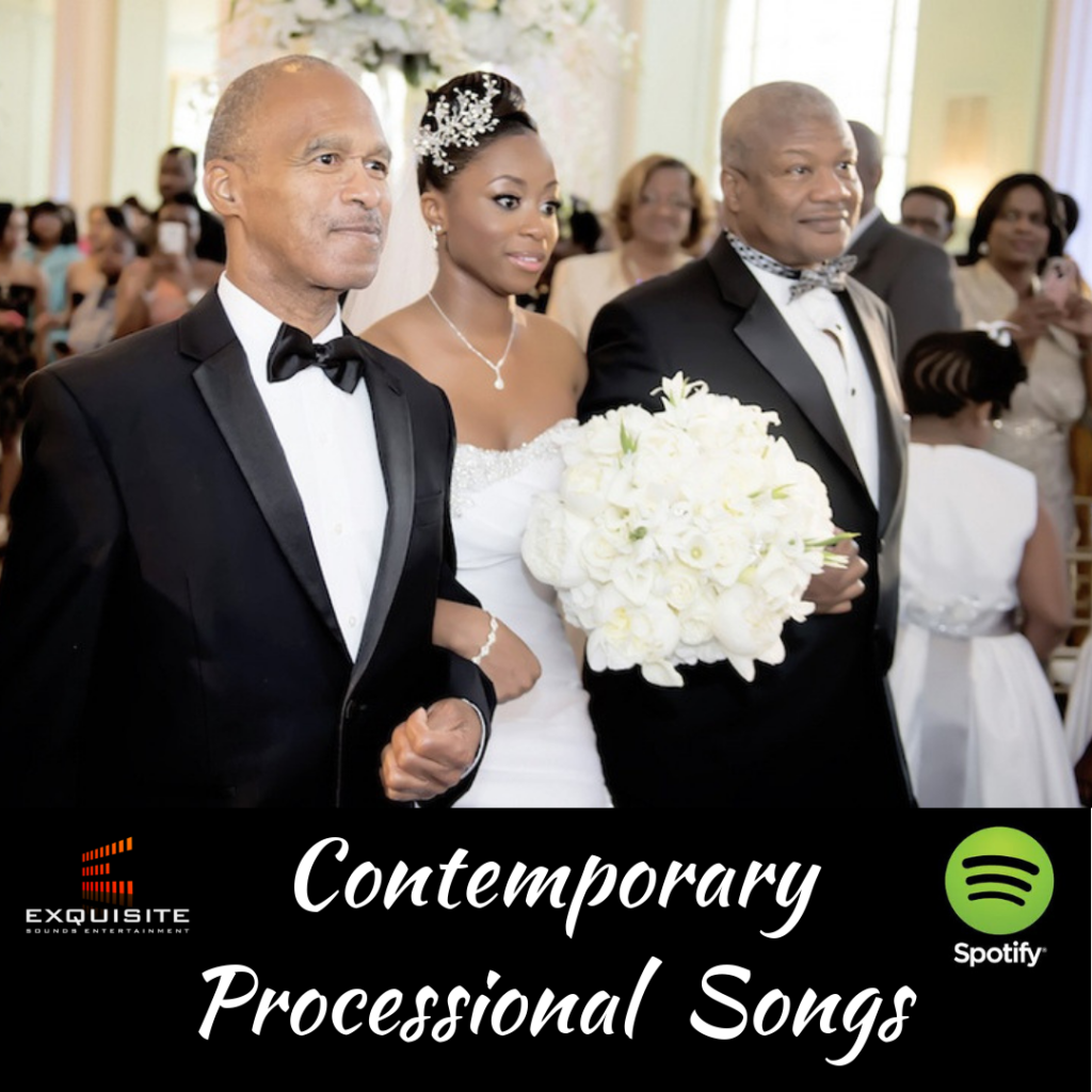 Contemporary Processional Songs You'll Love